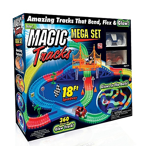 Magic Track 360 Mega Pack