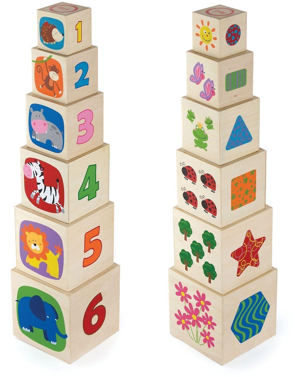 Картинки пирамидка из кубиков