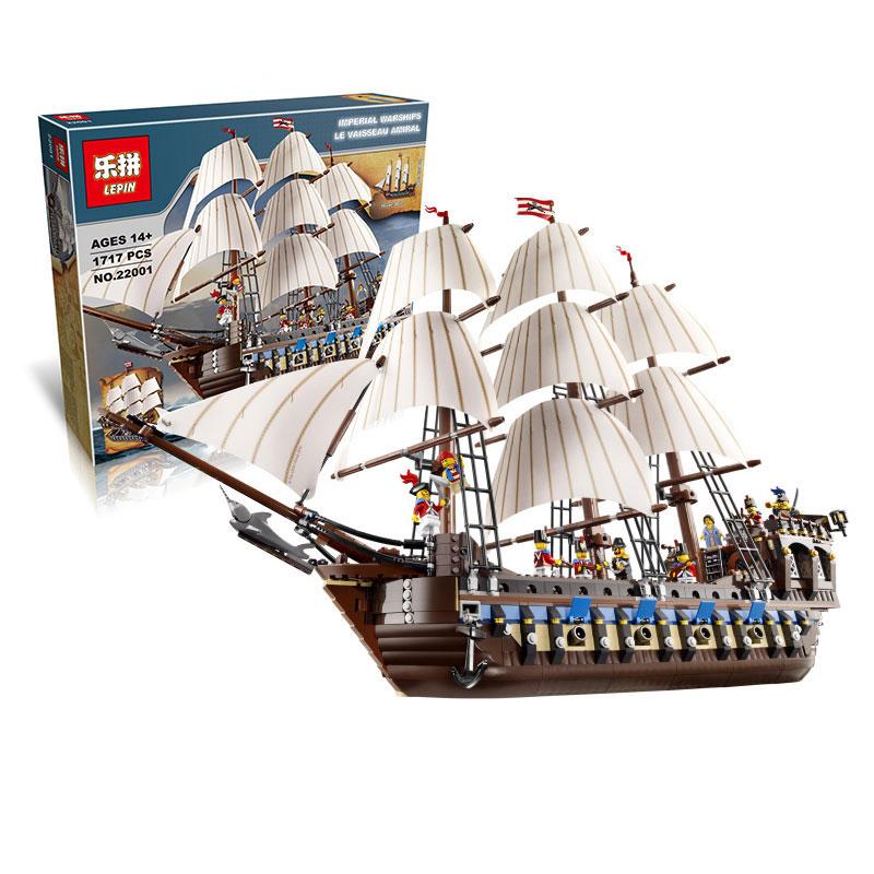 Конструктор типа лего корабль